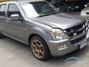 รถมือสอง, รถยนต์มือสอง ISUZU D-MAX (2005)