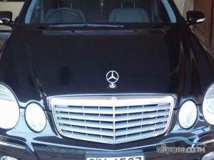 Secondhand MERCEDES-BENZ E200 (2009)