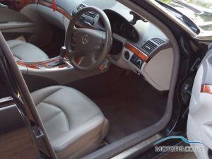 รถมือสอง, รถยนต์มือสอง MERCEDES-BENZ E200 (2009)