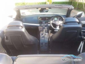 รถใหม่, รถมือสอง MERCEDES-BENZ E250 CGI BLUEEFFICIENCY AMG (2011)
