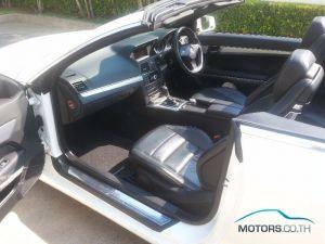 รถมือสอง, รถยนต์มือสอง MERCEDES-BENZ E250 CGI BLUEEFFICIENCY AMG (2011)