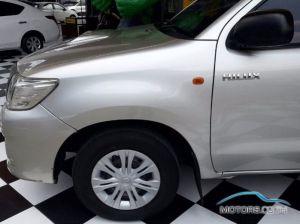 รถมือสอง, รถยนต์มือสอง TOYOTA HILUX (2013)