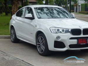 Secondhand BMW X4 (2016)