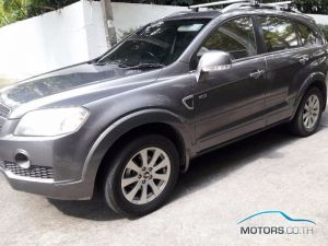 Secondhand CHEVROLET CAPTIVA (2009)