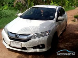 Secondhand HONDA CITY (2014)