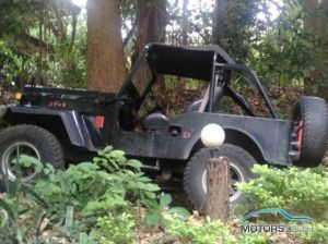 Secondhand JEEP WILLYS (2013)