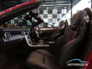 รถมือสอง, รถยนต์มือสอง MERCEDES-BENZ SLK200 KOMPRESSOR AMG (2015)
