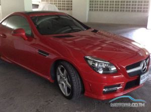 Secondhand MERCEDES-BENZ SLK280 (2014)