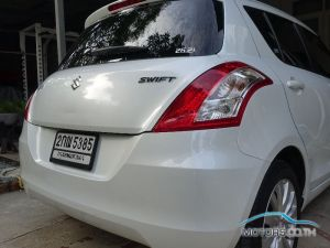 Secondhand SUZUKI SWIFT (2014)