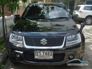 Secondhand SUZUKI VITARA (2011)