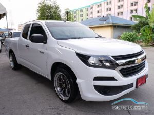 Secondhand CHEVROLET COLORADO (2016)