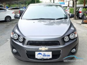 Secondhand CHEVROLET SONIC (2015)