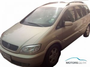 Secondhand CHEVROLET ZAFIRA (2003)