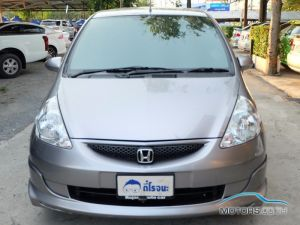 Secondhand HONDA JAZZ (2007)