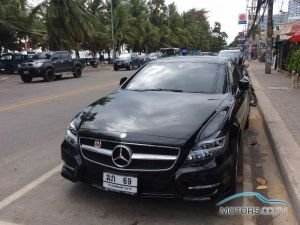 New, Used & Secondhand Cars MERCEDES-BENZ CLS250 CDI AMG (2014)