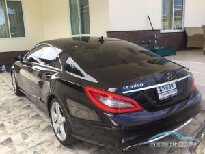 Secondhand MERCEDES-BENZ CLS250 CDI AMG (2014)