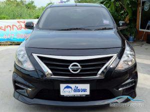 รถมือสอง, รถยนต์มือสอง NISSAN ALMERA (2015)