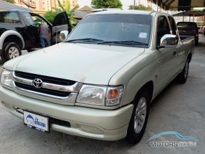 รถมือสอง, รถยนต์มือสอง TOYOTA HILUX TIGER (2004)