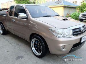 รถมือสอง, รถยนต์มือสอง TOYOTA HILUX VIGO (2008)