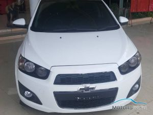 Secondhand CHEVROLET SONIC (2013)