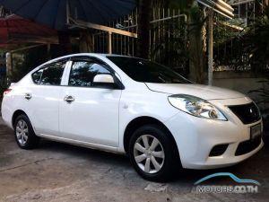 รถใหม่, รถมือสอง NISSAN ALMERA (2013)