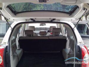 รถมือสอง, รถยนต์มือสอง CHEVROLET CAPTIVA (2012)