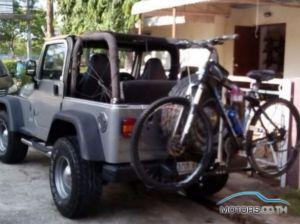 รถมือสอง, รถยนต์มือสอง JEEP WRANGLER (2001)