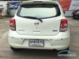 รถมือสอง, รถยนต์มือสอง NISSAN MARCH (2012)