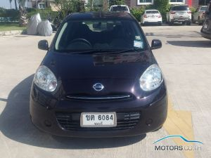 Secondhand NISSAN MARCH (2012)