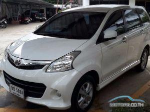 รถใหม่, รถมือสอง TOYOTA AVANZA (2012)