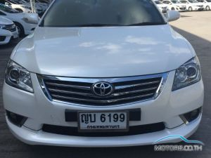 Secondhand TOYOTA CAMRY (2011)