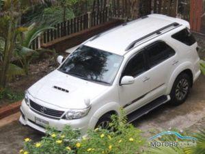 รถมือสอง, รถยนต์มือสอง TOYOTA FORTUNER (2015)