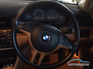 Secondhand BMW 320CI (2002)