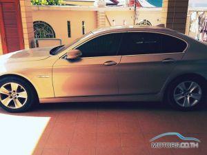 Secondhand BMW 520D (2011)