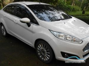 Secondhand FORD FIESTA (2015)