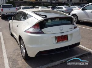 Secondhand HONDA CR-Z (2013)