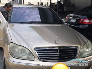 Secondhand MERCEDES-BENZ S280 (2004)