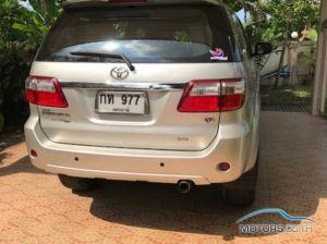 รถมือสอง, รถยนต์มือสอง TOYOTA FORTUNER (2008)