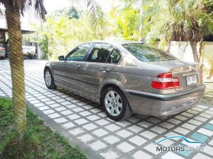 Secondhand BMW 323I (2004)