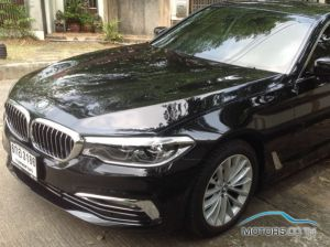 Secondhand BMW 520D (2017)