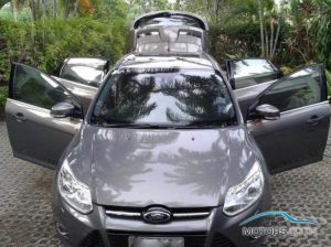 Secondhand FORD FOCUS (2012)