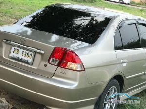 รถมือสอง, รถยนต์มือสอง HONDA CIVIC (2001)