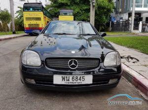 รถมือสอง, รถยนต์มือสอง MERCEDES-BENZ SLK200 (1998)