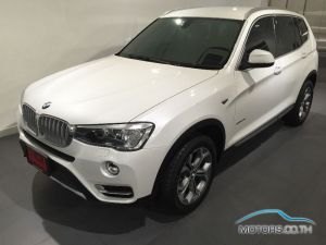 Secondhand BMW X3 (2015)