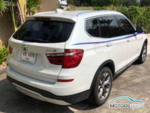 รถมือสอง, รถยนต์มือสอง BMW X3 (2016)