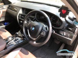 Secondhand BMW X3 (2016)
