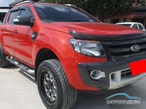 Secondhand FORD RANGER (2015)