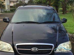 รถมือสอง, รถยนต์มือสอง KIA CARNIVAL (2005)