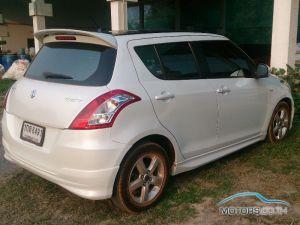 รถมือสอง, รถยนต์มือสอง SUZUKI SWIFT (2012)