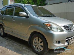 รถมือสอง, รถยนต์มือสอง TOYOTA AVANZA (2009)